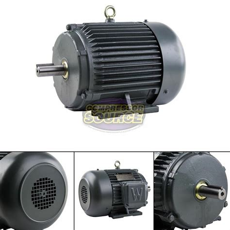 Electric Motor Price by 5 Hp 3 Phase Electric Motor 1800 Rpm 184t Frame Tefc 230
