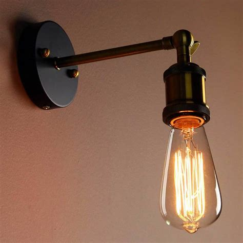 industrial style wall light by unique s co