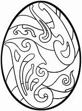 Easter Egg Coloring Pages Adults Hard Eggs Colouring Printable Sheets Dragon Print Curlicue Crafts Sheet Pattern Designs Getdrawings Decorating Cool sketch template