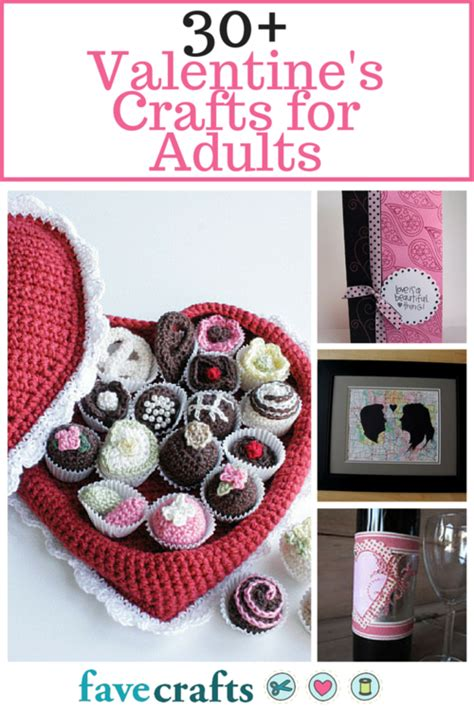 day crafts for adults 36 valentine crafts for adults making valentine crafts for adults favecrafts com