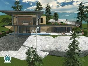 Esterni E Giardini  Case In Stile Di 3d Casa Design