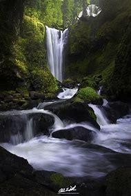 Fall Landscape Photography Waterfalls
