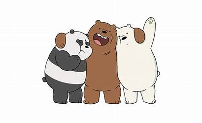 Escandalosos Cartoon Network Bears Bare Serie Animados