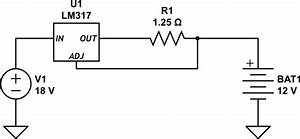 constant current battery charger question electrical With constant current battery charger circuit this is a adjustable constant