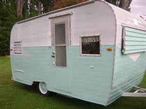 Vintage Camper Sale Travel Trailer