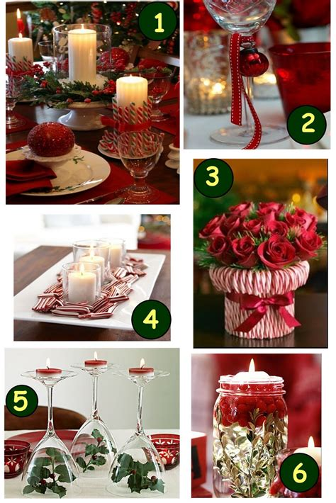 dinner table decoration ideas 25 tempting christmas dinner ideas