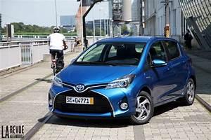 Toyota Yaris Hybride Avis : toyota yaris toyota yaris hybride les prix et quipements ~ Gottalentnigeria.com Avis de Voitures