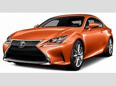 2015 Lexus RC 350 Lease Deals and Special Offers