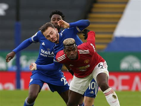 Leicester vs Manchester United result: Player ratings as ...