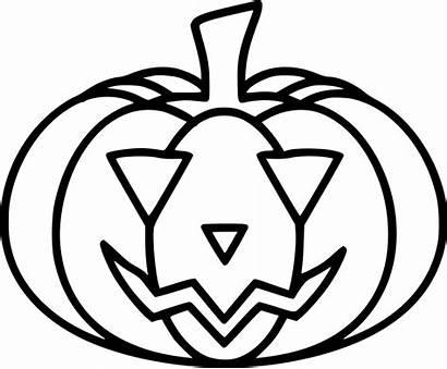 Svg Halloween Icon Pumpkin Onlinewebfonts