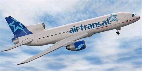 air transat inflight air transat lockheed l1011 for fs2004