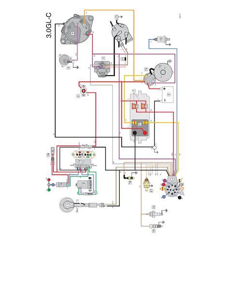 Volvo Pentum 270 Trim Wiring Diagram by Volvo Penta D4 Alternator Wiring Diagram Best Wiring