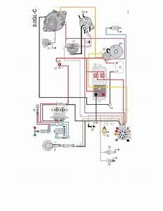 Wiring Diagram For Volvo Penta Alternator