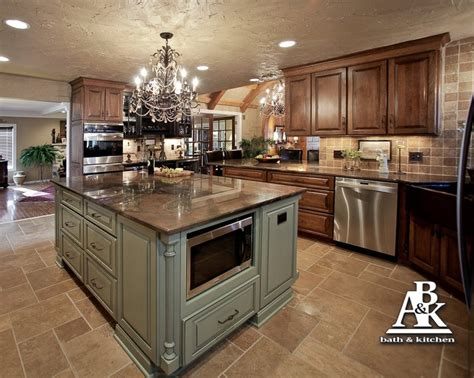 tuscan style kitchen islands 1000 images about tuscan kitchen on 6409