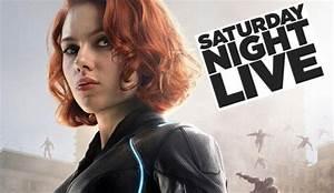 Scarlett Johansson to Host Saturday Night Live