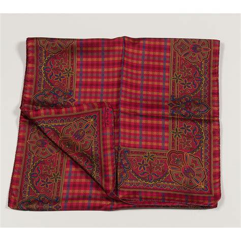 hermes silk scarf  cowans auction house