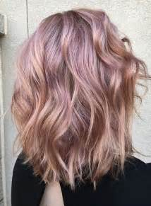 2017 Hair Color Trends Spring Summer