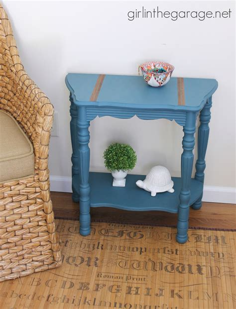 ideas  small table makeovers girl   garage