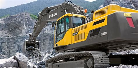 volvo ecd excavators  sale