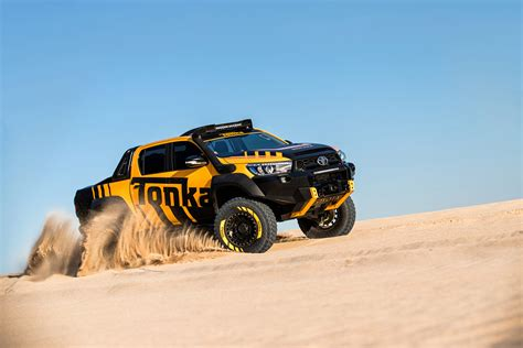 Toyota Hilux 4k Wallpapers by Wallpaper Toyota Hilux Tonka Concept Trucks Roading