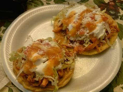 Sopes De Pollo Mexicano By Bewilderedfemale On Deviantart