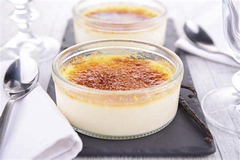 dolce tipico francese la creme brulee bollicine vip