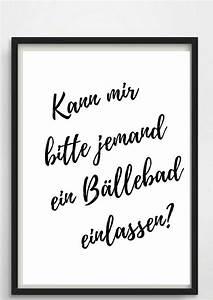 Erste Eigene Wohnung Was Braucht Man : poster a4 b llebad f rs bad oder als geschenk pinterest b llebad einweihungsgeschenk und ~ Markanthonyermac.com Haus und Dekorationen
