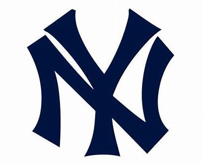Yankees York Logos Clipart History Clip Stencil