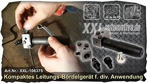 Bördelgerät Für Bremsleitung : kompaktes leitungs b rdelger t f r anwendung am fahrzeug ~ Kayakingforconservation.com Haus und Dekorationen