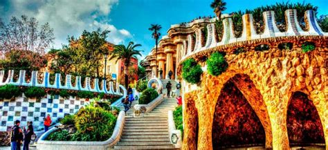 Park Guell facts - interesting info on Parc Guell, Barcelona