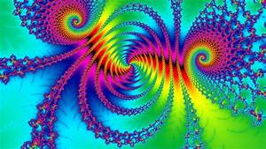 Fractal, Abstract, Psychedelic, Wallpapers, Hd, Desktop, And