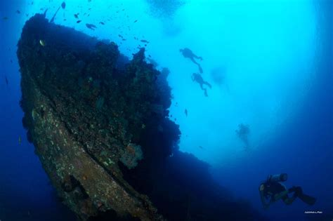 Shipwreck Bali diving the usat liberty with bali sucba