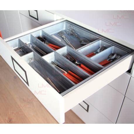 organisateur tiroir cuisine range couverts modulable recoupable tiroir accessoires de