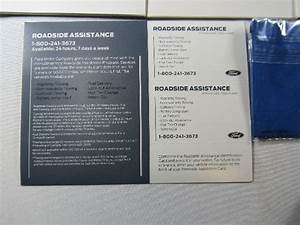 2015 Ford Escape Owners Manual Book