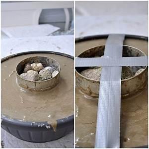 Betonplatten Selber Gießen : diy feuerschale aus beton selber giessen beton ~ Lizthompson.info Haus und Dekorationen