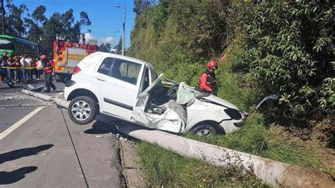 Joven Muere En Accidente De Tránsito En La Avenida Simón