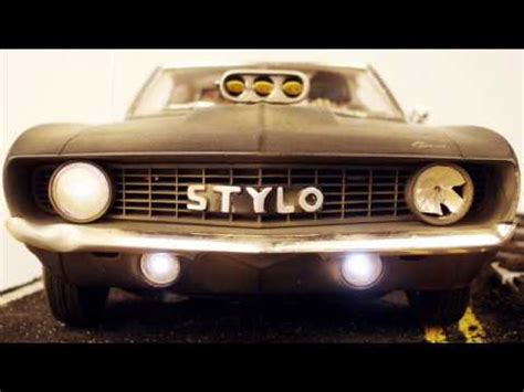 gorillaz stylo  scale camaro  paul  francis youtube