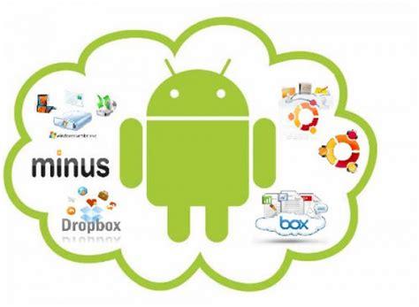 cloud android cloud service android i migliori servizi cloud gratis per