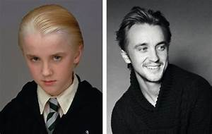 The actors of Harry Potter Then and Now – phoneia