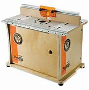 Router Tables   Bench Dog   ProTop Contractor Portable Router Table  Wood Router Table