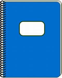 spiral notebook blue - /education/supplies/notebook/spiral ...