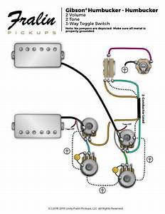 Guitar Wiring Diagrams Les Paul