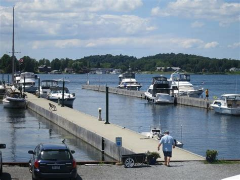 Boat Rental Clayton New York by Sunset View Of The St River From The Grounds Of