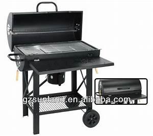 Grille De Barbecue Grande Taille : grande barrel bbq grill fumeur avec gs approbation grille ~ Melissatoandfro.com Idées de Décoration