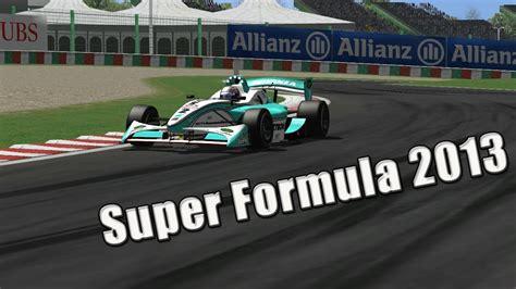 Super Formula 2013