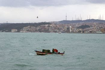 Big Boat Runs Over Fishermen by Pictures Of A Trip On The Bosporus In Istanbul Turkey
