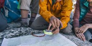 How To Use A Compass  Compass  Map Navigation