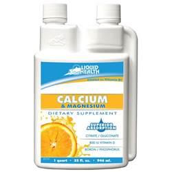 Calcium Magnesium Liquid Supplement