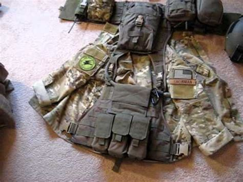 army ranger loadout youtube