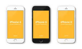 iphone 6 plus for free iphone 6 vector psd mockups